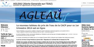 AGLEAU : Alerte Générale sur l'EAU
